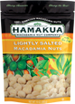 Lightly Salted Macadamia Nuts-Natural