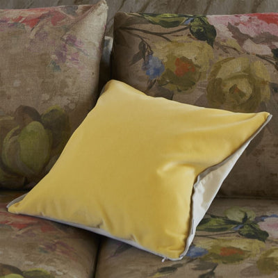 Designers Guild Varese Buttermilk Cushion