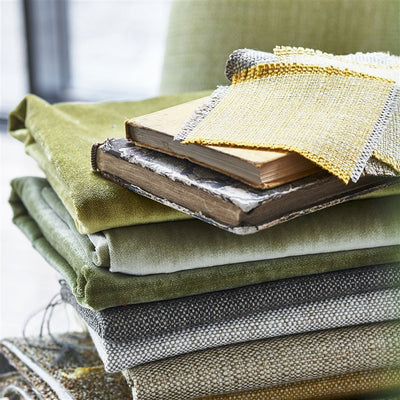 Designers Guild Essentials Opera Steel
