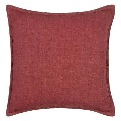 Designers Guild Brera Lino Walnut Cushion