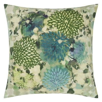 Japonaiserie Azure Cushion