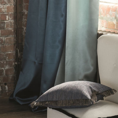 Designers Guild Essentials Satinato - Chocolate