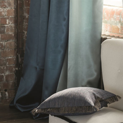Designers Guild Essentials Satinato - Marine