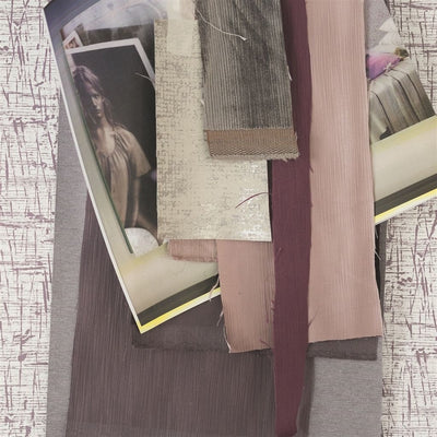 Designers Guild Essentials Pampas - Plum