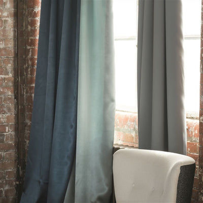 Designers Guild Essentials Farran - Zinc