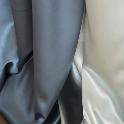 Designers Guild Essentials Satinato - Gunmetal