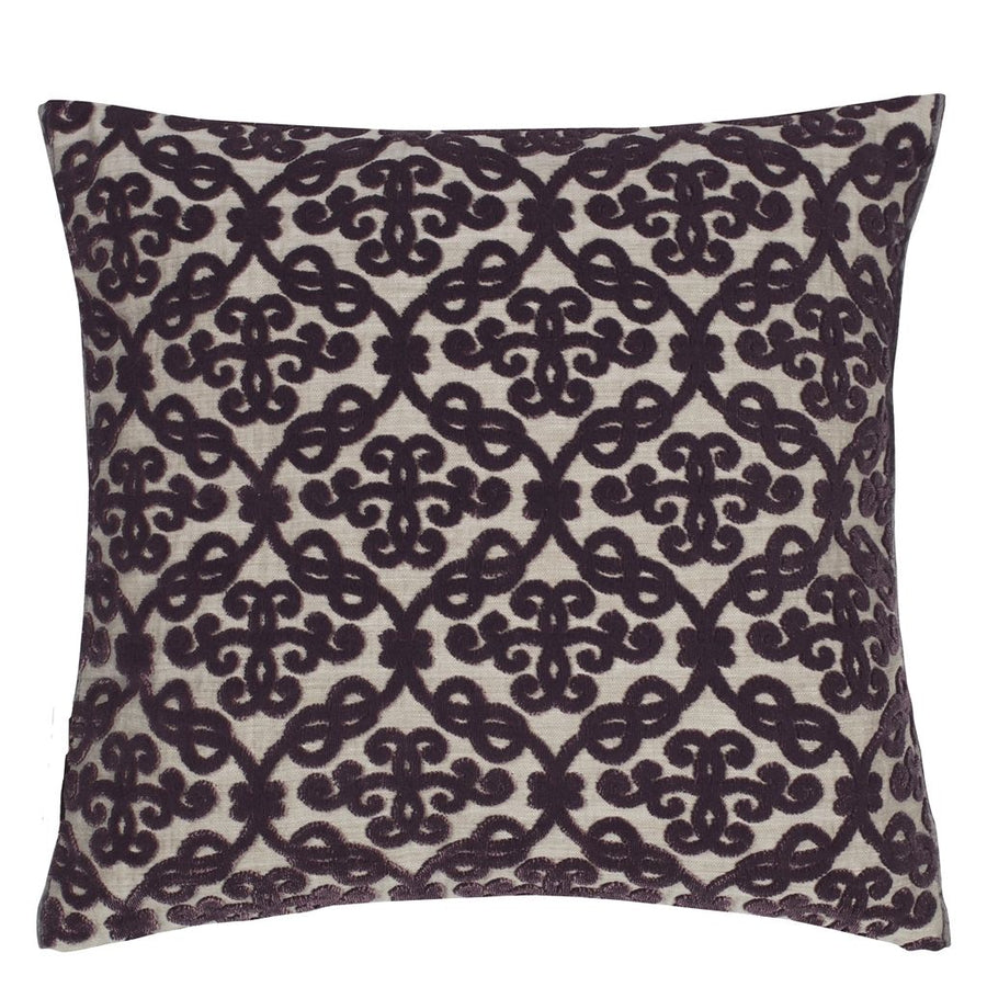 Royal Collection Queen Victoria Ameythst Cushion