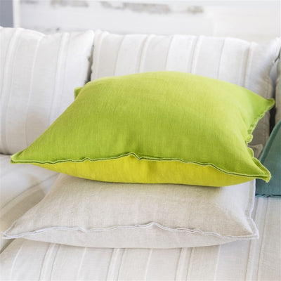 Designers Guild Brera Lino Alabaster Cushion
