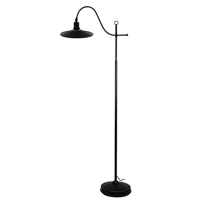 Boston Floor Lamp - GUS LIVING LIFE CHANDELIERS AND LIGHTING
