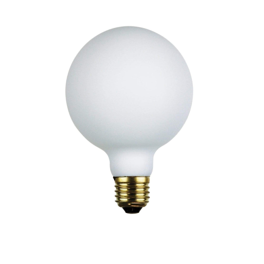 Filament LED light globe G125 - GUS LIVING LIFE CHANDELIERS AND LIGHTING