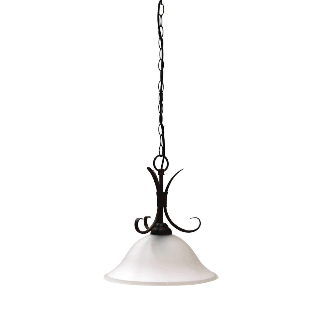 Gaston 1lt Pendant - GUS LIVING LIFE CHANDELIERS AND LIGHTING