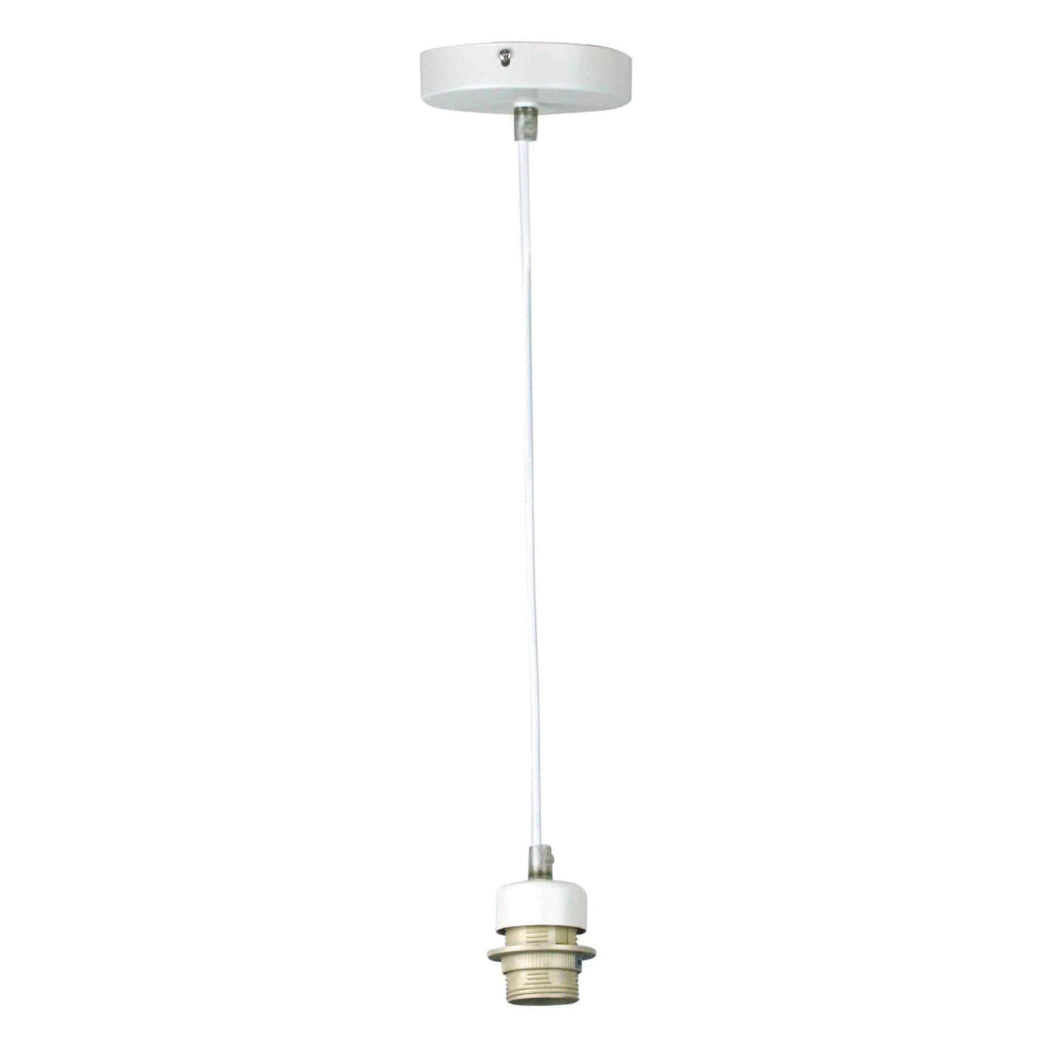 PARTI PAN cord pendant suspension in three colors - GUS LIVING LIFE CHANDELIERS AND LIGHTING