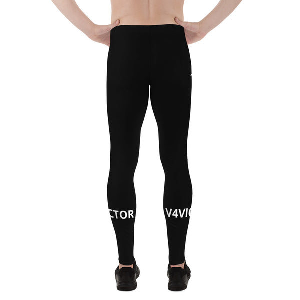 Men's Leggings Black