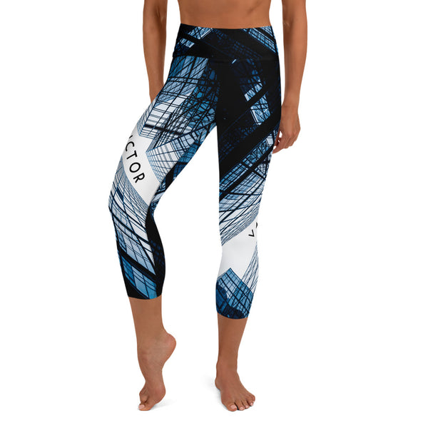 Yoga Capri Leggings with pocket - LDN