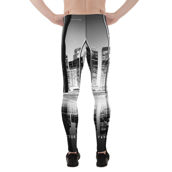 Men's Leggings- CITY