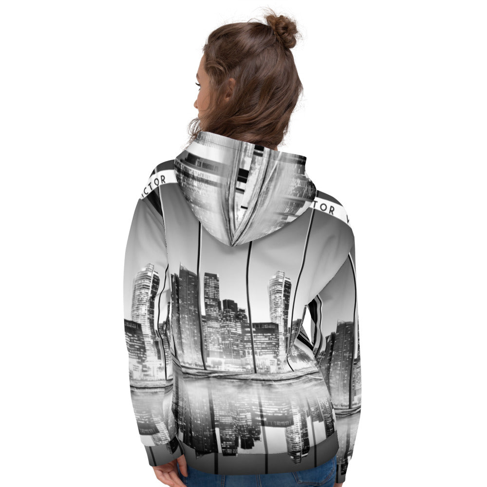 Loose-fit Hoodie - CITY