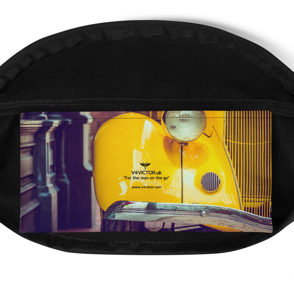 Waist Bag - Yellow Taxi