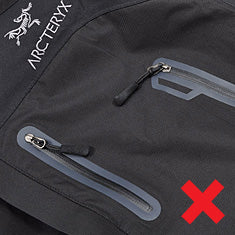 Fake or Real? : arcteryx