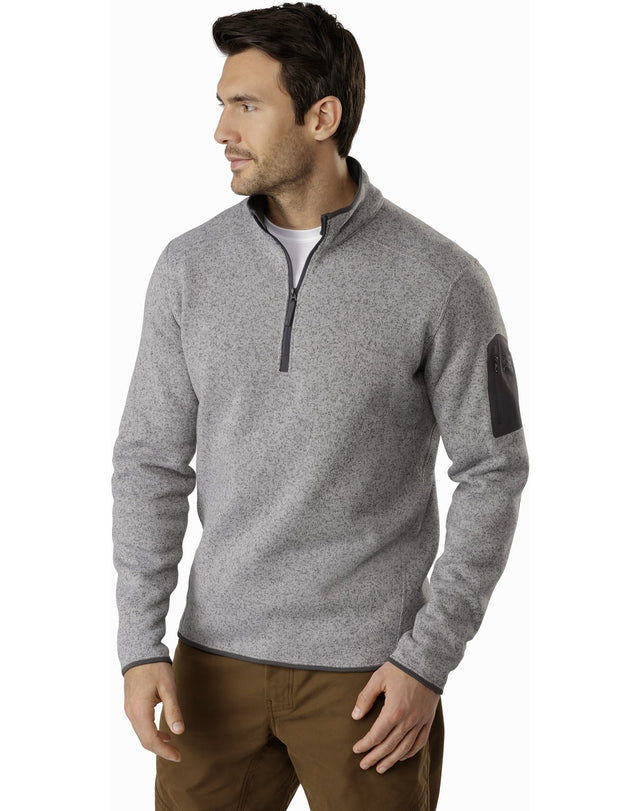 Covert 1/2 Zip Neck Men's