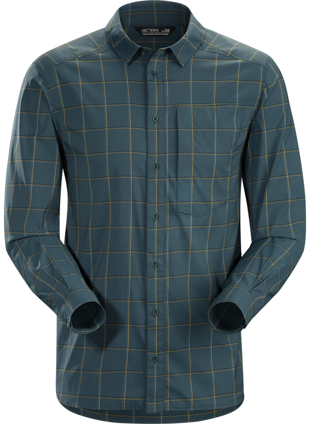 Riel Shirt LS Men's