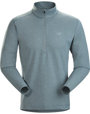 Motus AR Zip Neck LS Men's