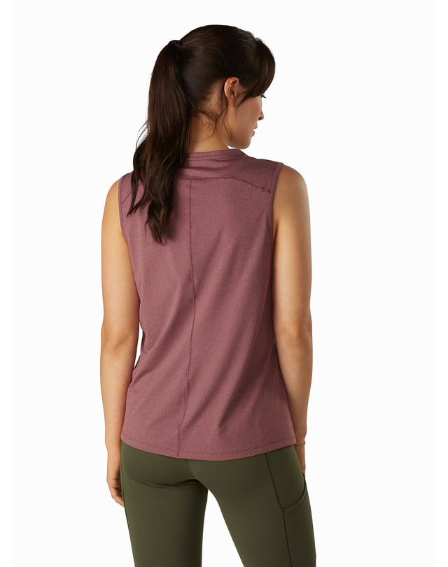 Remige Sleeveless Top Women's