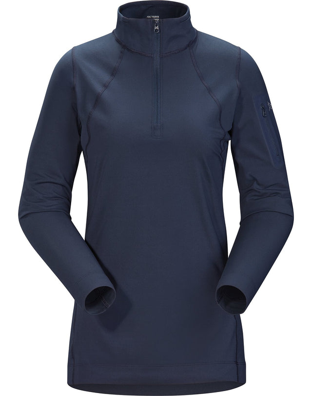 Rho LT Zip Neck Women's