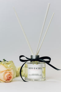 Lime Basil & Mandarin Luxury Reed Diffuser