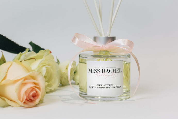 Angelic Touch Luxury Reed Diffuser