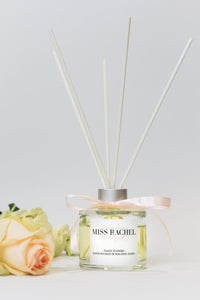 Daisy Flower Luxury Reed Diffuser