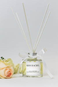 Zo Flo Linen Fresh Luxury Reed Diffuser