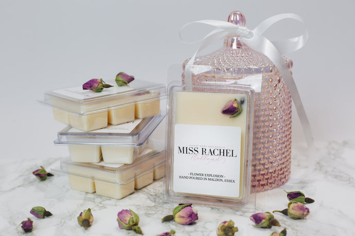 Flower Explosion Luxury Wax Melt