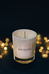 Golden Orchid Botanical Candle