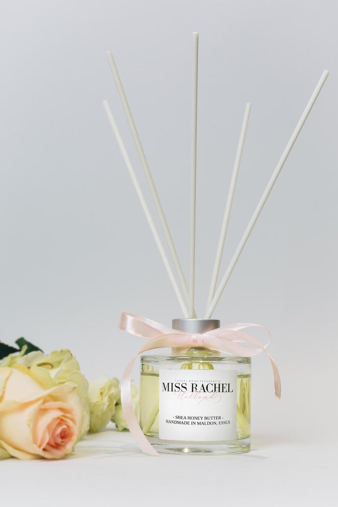 Shea Honey Butter Luxury Reed Diffuser