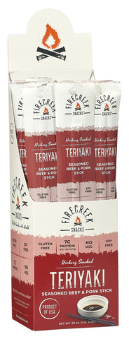 Teriyaki Stix - FireCreek Snacks