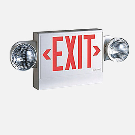 Led Exit and Emergency Signs