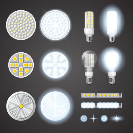 Led Lamp Collections