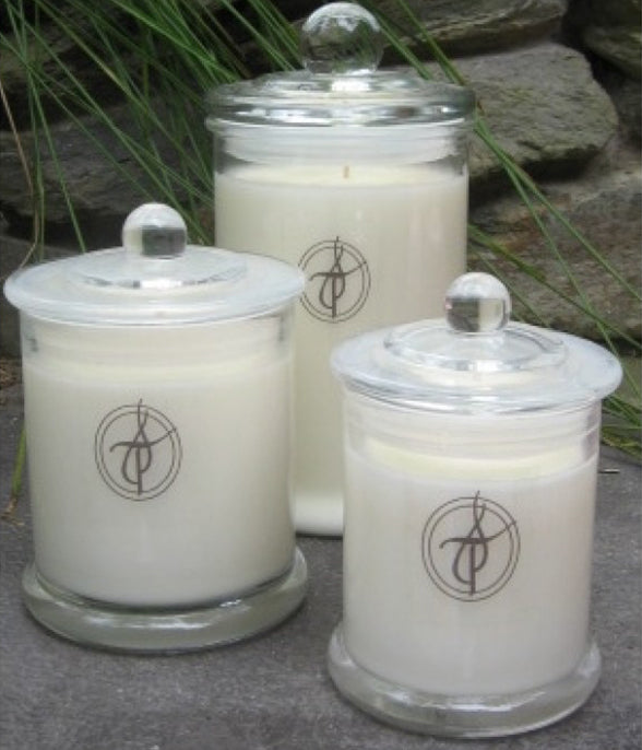 Soy Wax Pot Candles
