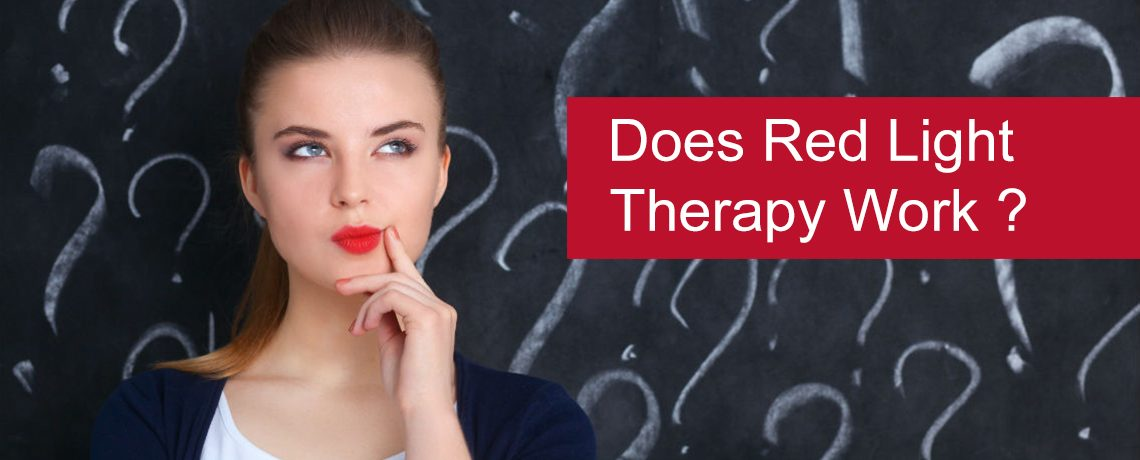 Red Light Therapy For Pain – Does It Work?