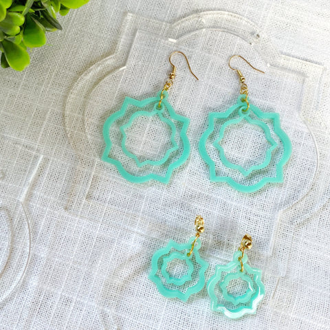 Mommy & Me Ravenna Earring, Turquoise