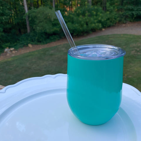 Swig 12oz Stemless - Turquoise