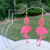Mommy & Me Arima Earring in Pink