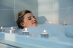 How Baths Can Help With Stress Relief