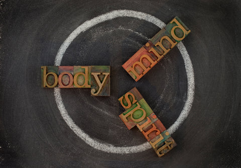 The Home of Wellness, Body, Mind and Spirit