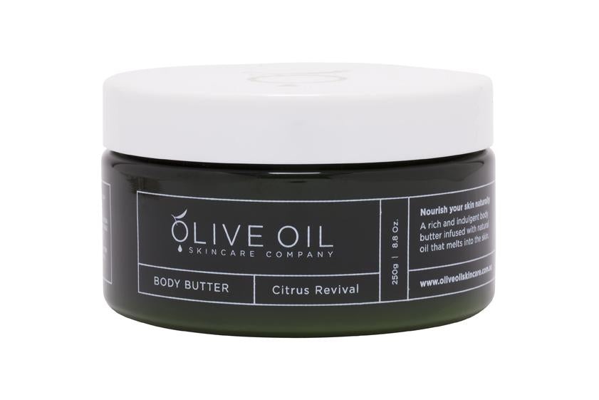 Body Butter Citrus Revival 250g - MEDES Lifestyle®