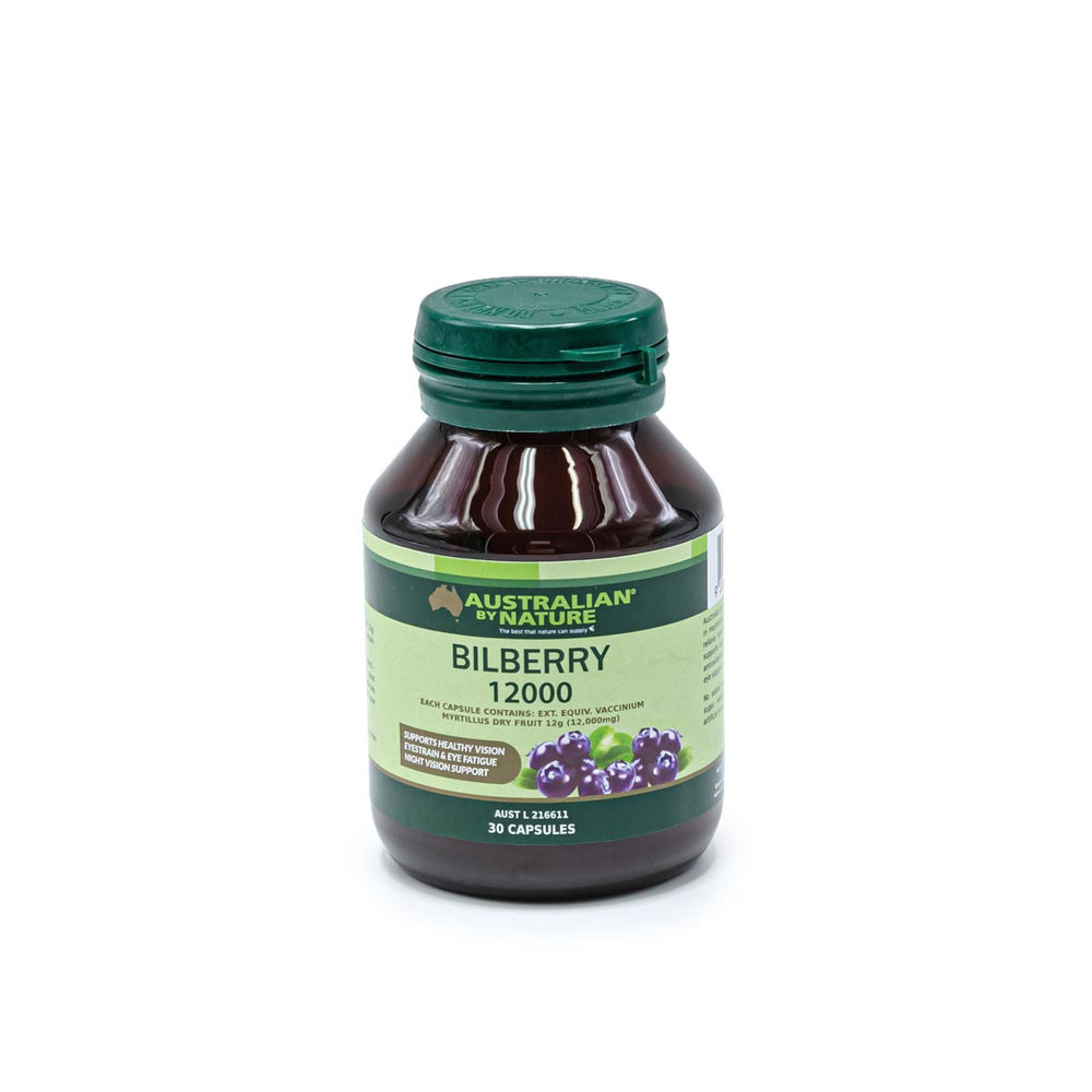 BIBERRY 30 CAPSULES (12000mg) - MEDES Lifestyle