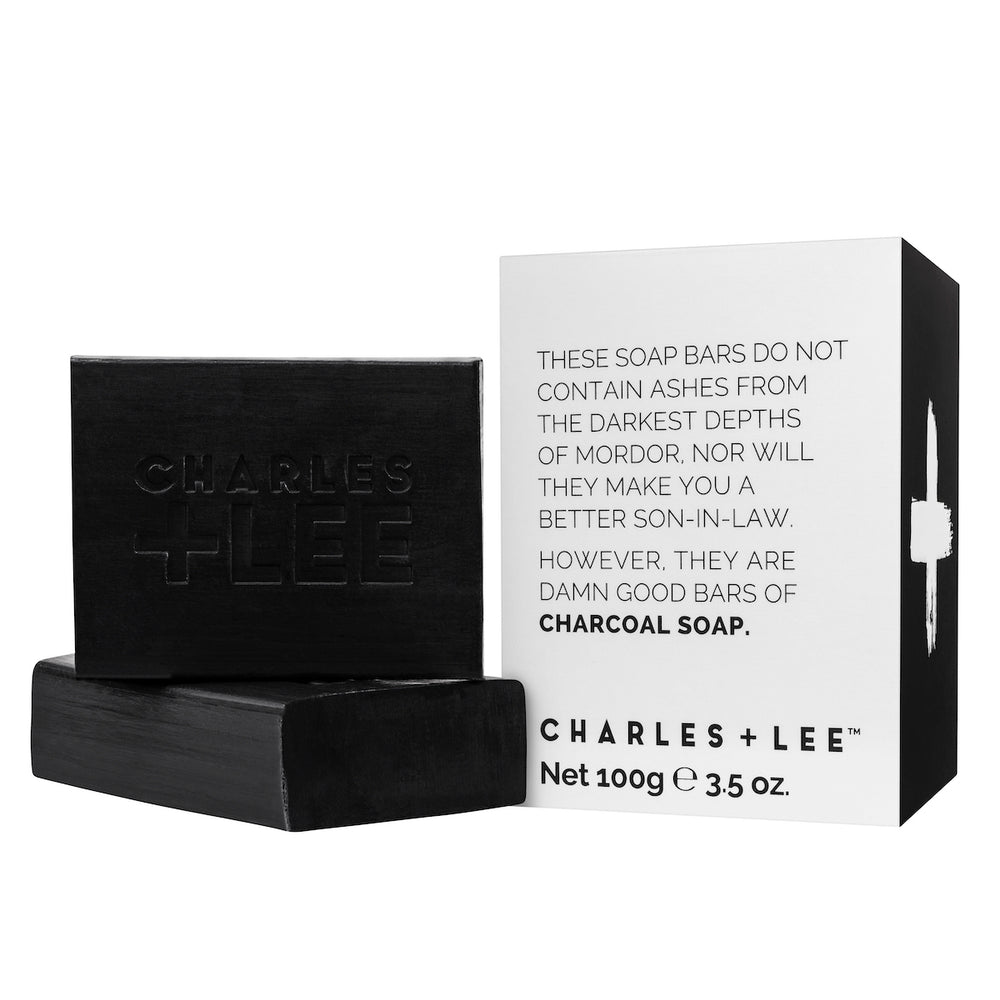 CHARCOAL SOAP BAR - MEDES Lifestyle®