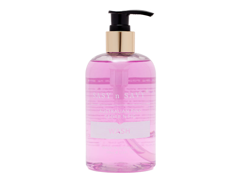 Australian Fig n Pink Cedar Wash 350mL - MEDES Lifestyle®