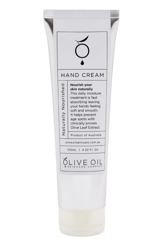 HAND CREAM NATURALLY NOURISHED 125ml - MEDES Lifestyle