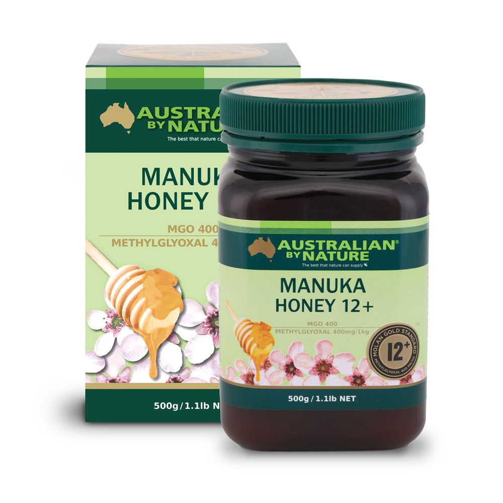 MANUKA HONEY 12+ 500g (MGO 400) - MEDES Lifestyle